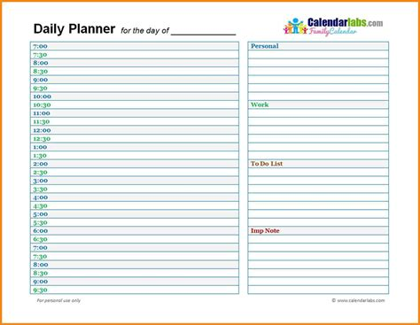 daily schedule template word word daily schedule template mayamokacomm