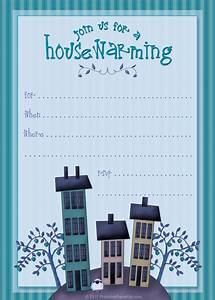 free printable housewarming party invitations printable With housewarming party invites free template