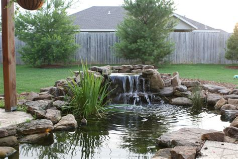 backyard waterfall pond tips on creating and maintaining a backyard fish pond