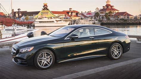 2018 Mercedesbenz S560 Coupe Review Photo