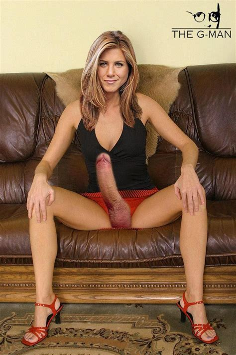 Photo4 In Gallery Jennifer Aniston Shemale Picture 4
