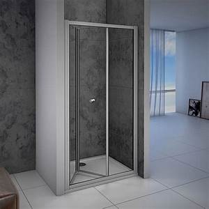 Dusche Ohne Duschtasse : duschkabine duschabtrennung faltt r glass duschwand dusche 80x185cm ohne duschtasse br80m ~ Indierocktalk.com Haus und Dekorationen