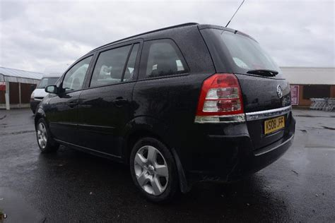 vauxhall zafira 2008 used 2008 vauxhall zafira 1 8 for sale in essex pistonheads