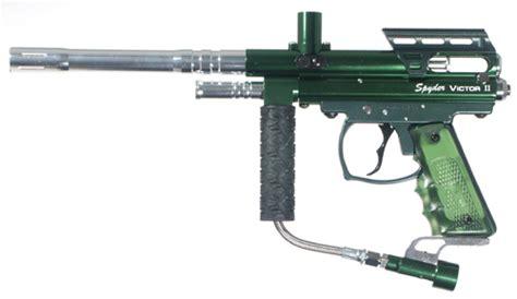 Kingman Spyder Paintball Gun VICTOR II | Paintball Guns Weblog