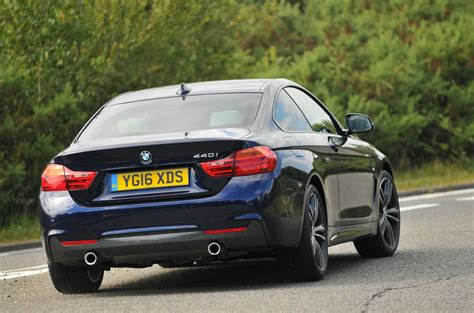 2016 BMW 4 Series 440i M Sport review | Autocar