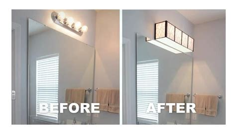 How To Install Bathroom Light Fixture by Install A Bathroom Light Yourself Bathroom Diy