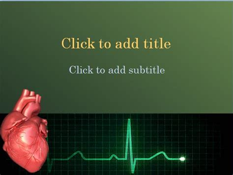 animated medical powerpoint templates