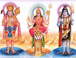 VISHAL GOSAI: God Brahma God Shiva ,God Vishnu