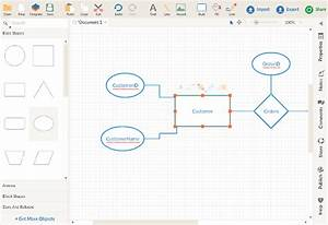 5 Free Websites To Draw Er Diagram Online