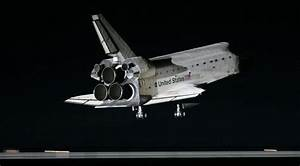 Atlantis Space Shuttle Black Background - Pics about space