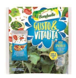 bonduelle si鑒e social bonduelle lancia gusto vitalità nuova linea di insalate di iv gamma