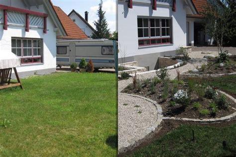Garten Gestalten Vorher Nachher by Vorher Nachher Nat 252 Rliche G 228 Rten Gartenplanung Und