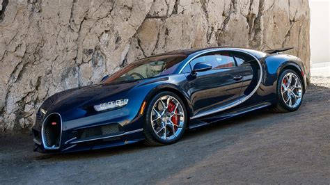 The bugatti chiron is the first near production car to drive faster than 300 mph. 2019 Bugatti Chiron - Car Review : Car Review