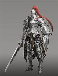 기사_knight, Yong Hwan Shin on ArtStation at https://www ...