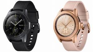 Samsung Galaxy Watch  Here Is The New Smartwatch With Lte