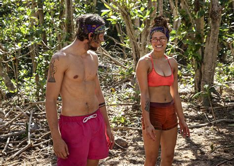 Survivor's Figgy & Taylor didn't just break up — they're ...