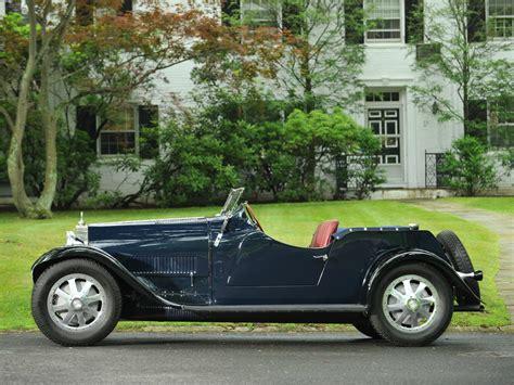 4 Seater Bugatti by Bugatti Type 43 Sports Four Seater 1930