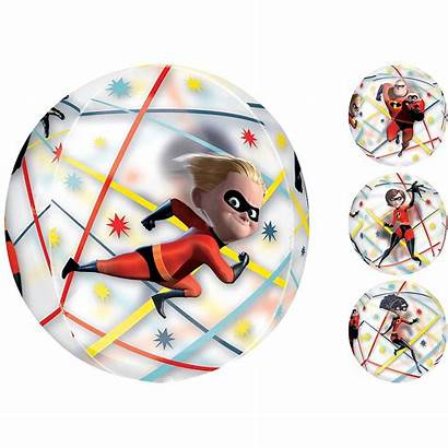 Balloon Incredibles Orbz Thru Icon Party Email