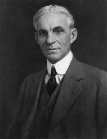henry ford biography education inventions facts
