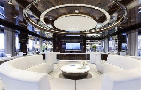 jaw dropping yacht interiors  decor  blow