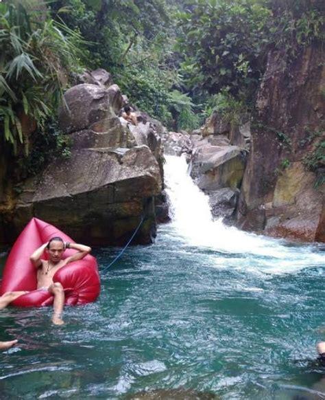 spot wisata alam curug barong pemalang