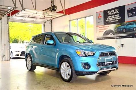 Mitsubishi Glenview by Find New 2013 Mitsubishi Outlander Sport Se In Glenview