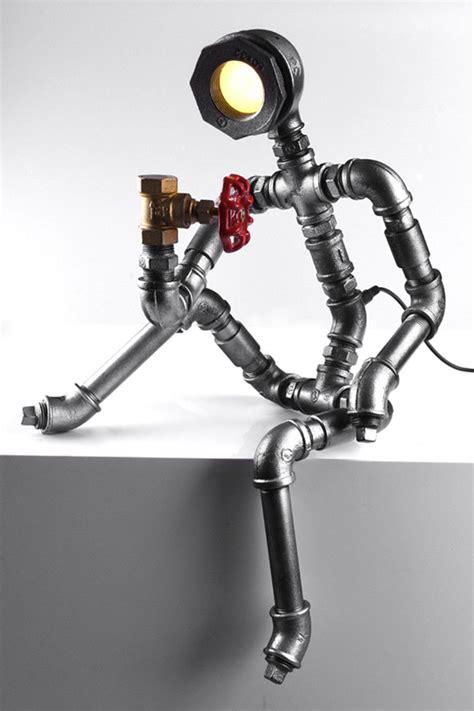 Robot Light by 2015 New Style Robot Light Modern Industrial Cast Water