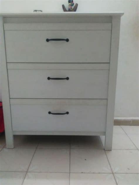 Meuble Trois Tiroirs meuble blanc trois tiroirs 224 djibouti