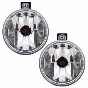 EverydayAutoParts 03 05 Dodge Neon Set of Fog Lights