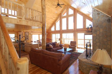 luxury cabin rentals a free daily visitor guide for the carolina