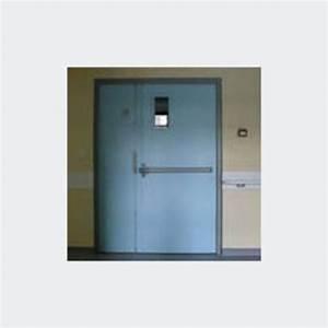blocs portes cf 1h de grandes dimensions asservis ou non With porte d entrée malerba