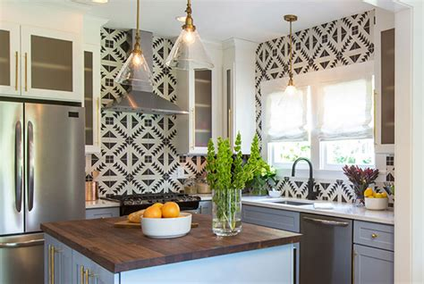 property brothers kitchen designs see what happens when a boho meets property brothers 4433