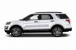 2017 Ford Explorer Reviews And Rating
