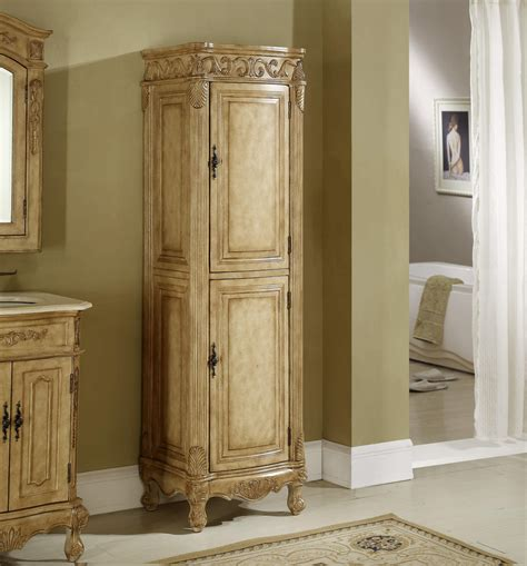 tan linen cabinet tuscany antique recreations