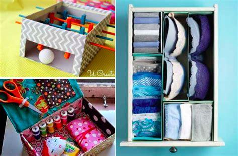 cuisine cacher 17 idées pour recycler les boîtes à chaussures des idées