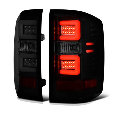 why do cops tap tail light 2014 2016 chevy silverado performance led tube tail lights