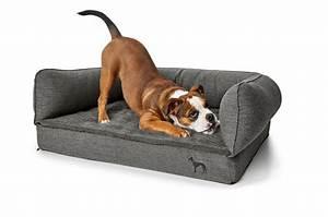 Sofa Pour Chien : canap sofa orthop dique pour chien hunter livingstone gris ~ Teatrodelosmanantiales.com Idées de Décoration