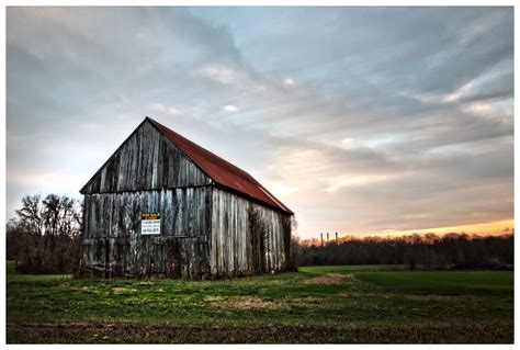 Southern Maryland Barns