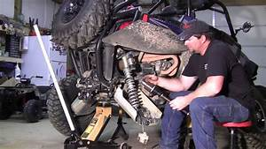 Changing The Rear Axle In My Rzr  U0026quot S U0026quot   800