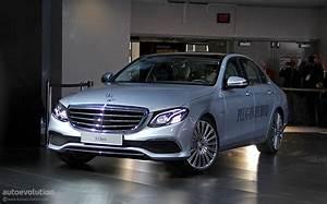 Mercedes E Class : 2017 mercedes benz e class unveiled at the 2016 detroit auto show autoevolution ~ Medecine-chirurgie-esthetiques.com Avis de Voitures