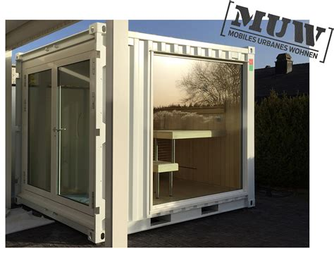 Mobiles Wohnen Container by Mobiles Wohnen Container Mobiles Wohnen Container Beim