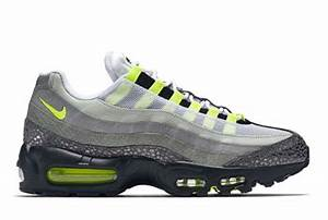 Nike Air Max 95 Neon Safari 6 AUG 2015