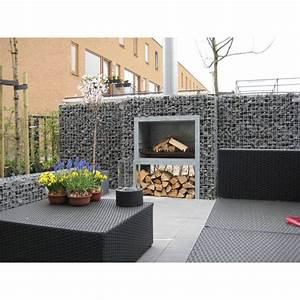 überdachung Für Grill : die 25 besten ideen zu gabionen grill auf pinterest ~ Lizthompson.info Haus und Dekorationen