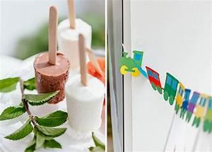 Kindergeburtstag 3 Jahre Spiele : ein kindergeburtstag mit dem motto zug ~ Whattoseeinmadrid.com Haus und Dekorationen
