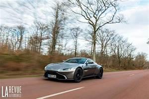 Photo Aston Martin V8 Vantage 2018 Interieur    Exterieur
