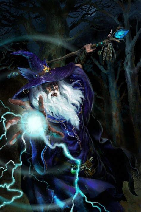 lightning wizard a faery board