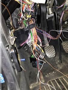 E36 Wiring Holderr Under Dash  Please Help