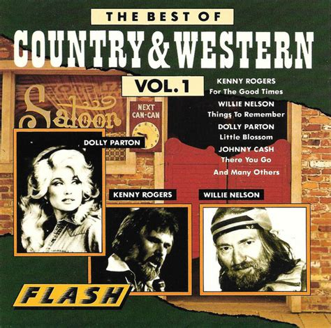 Various  The Best Of Country & Western Vol 1 (cd) At Discogs