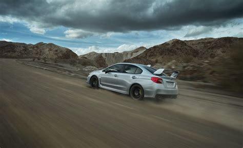 2019 Subaru Wrx Sti Gets Power Upgrades, New Seriesgray