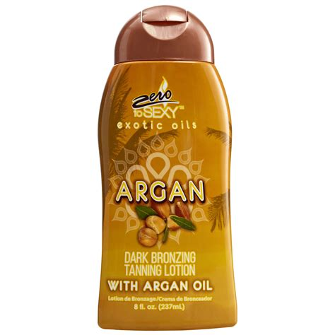 how to cover face in stand up tanning bed zero to sexy argan dark bronzing tanning lotion